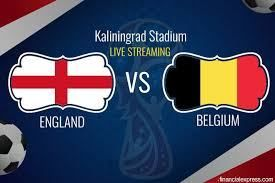 England Vs Belgium Live Streaming Live Streaming Streaming England