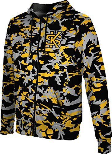 School Spirit Sweatshirt Ombre ProSphere University of Utah Boys Zipper Hoodie