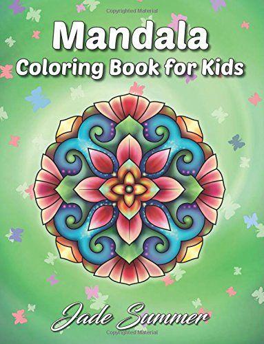 Mandala Coloringbook A Kids Coloring Book With Fun Easy And Relaxing Mandalas To Color Mandala Coloring Books Coloring Books Kids Coloring Books
