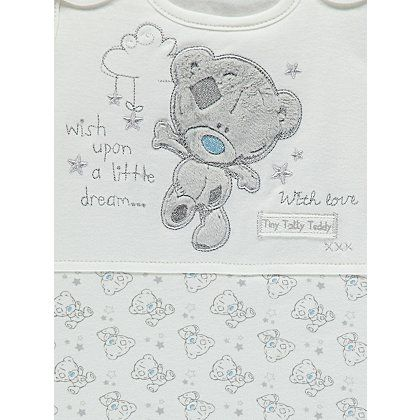 Tatty Teddy 2 5 Tog Sleep Bag Baby George With Images Tatty Teddy Baby Sleeping Bag Teddy
