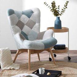 Kokoon Design Fauteuil Raoul Kleur Wit Luxury Chairs