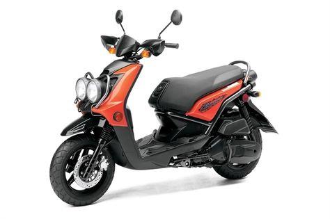 New 2014 Yamaha Zuma 125 Scooter Efi 4 Stroke Engine O Prep