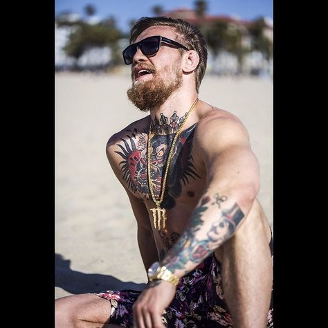 Conor McGregor (from his instagram)
