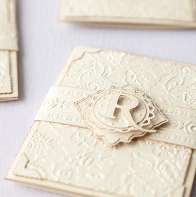 Make Your Own Wedding Invitations With Help From Cricut