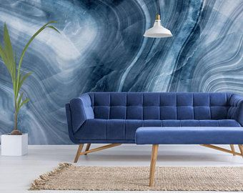 Geode Marble Texture Adhesive Wallpaper Removable Wallpaper