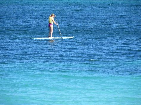 19a533f85faff Sandals Montego Bay  Paddle boarding