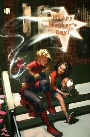 Epingle Par Chat Chelou Sur Marvel Capitaine Marvel Heros