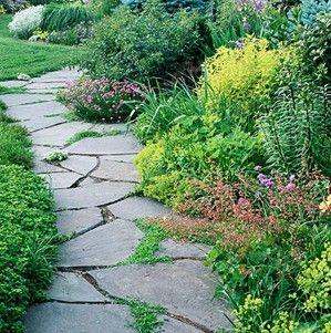 design walkways and garden paths