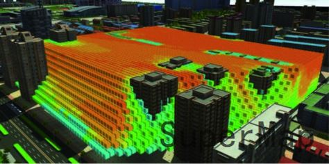 Breakthroughs In 3d Gis Application Innovation Technology Spatial Analysis Application Development