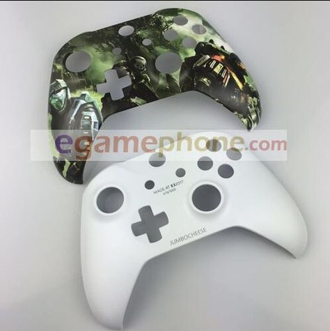 New Original Xbox One S Limited Edition Jumbocheese Controller Cover E32017 Front Case Xbox One Xbox One S Custom Xbox