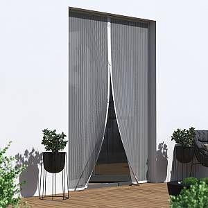 Moustiquaire Magnetique Pour Porte Prete A Poser Moustiquaire Moustiquaire Porte Fenetre Moustiquaire Pour Porte