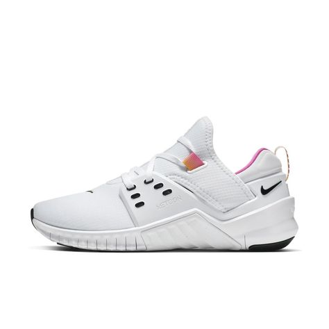 Nike Free Metcon 2 Women's Training Shoe Size 11.5 (White