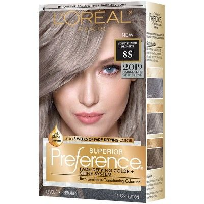 L Oreal Paris Superior Preference Fade Defying Color Shine System
