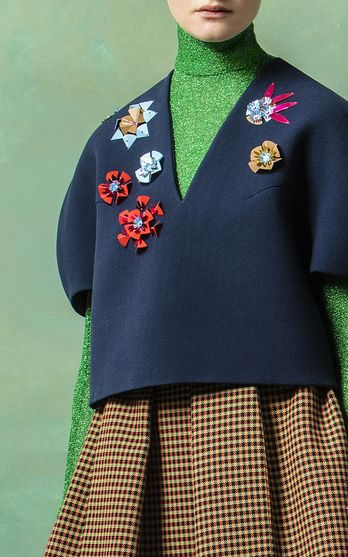 Delpozo Look 19 on Moda Operandi