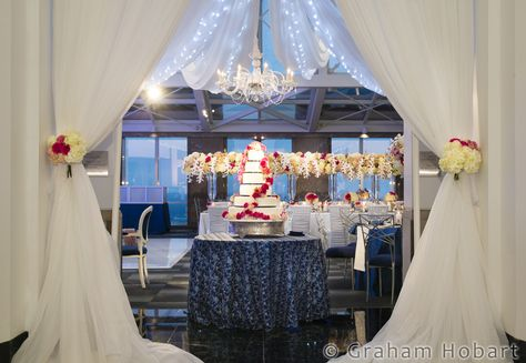 Dallas wedding lighting design by beyond chandelier with