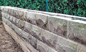 Gartenmauer Selbst De Gartenmauer Natursteinmauer Gartenmauern