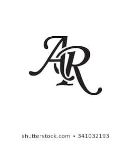 Bilder, Stockfotos und Vektorgrafiken Letter Ar Logo | Shutterstock