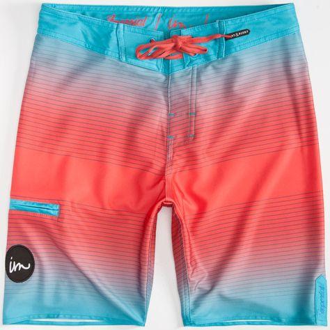 IMPERIAL MOTION Faded Mens Boardshorts 259917512 | Shorts