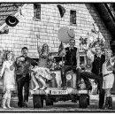 Mario and Lilly Wedding Betty, Harry, Lilly & Mario, Günter, Steffi