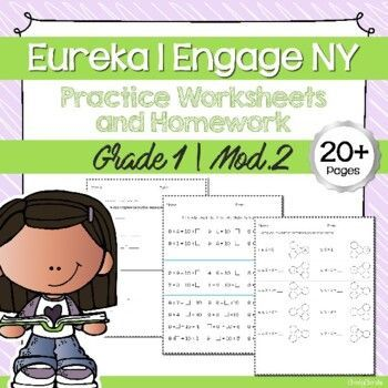 Eureka Math Engage Ny 1st Grade Extra Worksheets Module 2 Free Math Lessons Teacher Favorite Things Homeschool Programs Eureka math grade module worksheets