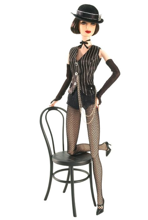 2007 Cabaret Dancer Barbie® Doll | Barbie Collector, Designed by: Bill Greening Release Date: 8/1/2007 Product Code: L6251 No more than 5200 units produced worldwide., $49,95 Orginal Price