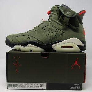 Nike Air Jordan Travis Scott Cactus Jack 6 Astro #shoes #fashion #accessories #clothing #sneakers