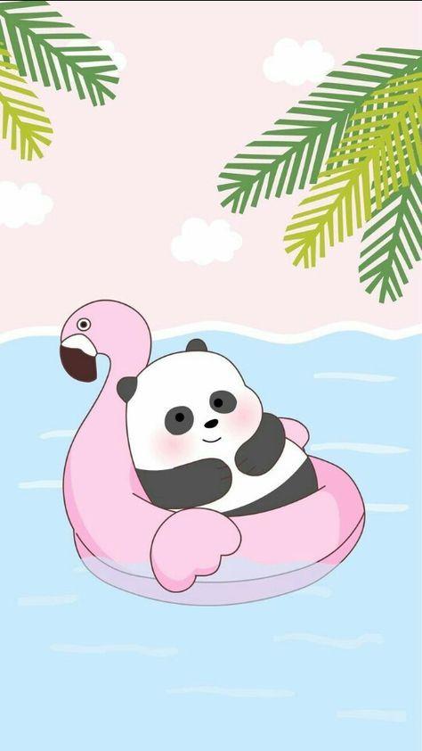 61 Ideas Wallpaper Tumblr Fofos Panda In 2020 Bear Wallpaper We Bare Bears Wallpapers Cute Panda Wallpaper