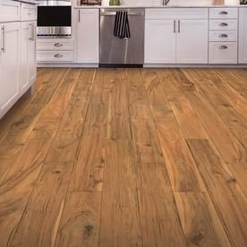 Allen Roth Valley Maple Wood Planks Laminate Sample Lowes Com Maple Laminate Flooring Brown Laminate Flooring Wood Planks