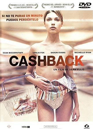 Cashback Video Dvd Un Film De Sean Ellis Premios