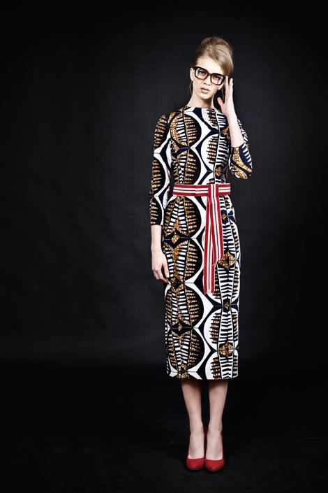 African print fashion by Stella Jean Stella Jean, African Inspired Fashion, African Print Fashion, Fashion Prints, African Prints, Ankara Fashion, African Fabric, Nigerian Fashion, Ghanaian Fashion