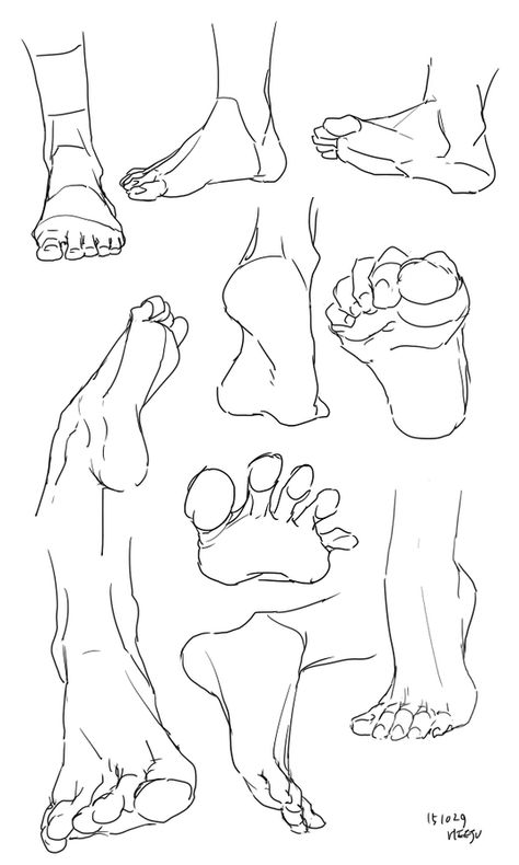 feet references - drawing - foot - ankle - anatomy - drawing tutorial You are i. - feet references – drawing – foot – ankle – anatomy – drawing tutorial You are in the rig - Drawing Techniques, Drawing Tips, Drawing Sketches, Art Drawings, Drawings Of Hands, Hipster Drawings, Pencil Drawings, Drawing Ideas, Hand Reference
