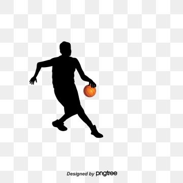 Basketball Silhouette Vector Material Clipart Basketball Basketball Movement Png Transparent Clipart Image And Psd File For Free Download Silhouette Vector Basketball Silhouette Free Graphic Design