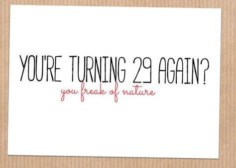 We Love This 30th Birthday Card