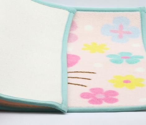 Hello Kitty Bath Mat Pastel Hello Kitty Pinterest
