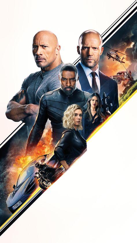 Fast & Furious Presents: Hobbs & Shaw (2019) Phone Wallpaper   Moviemania