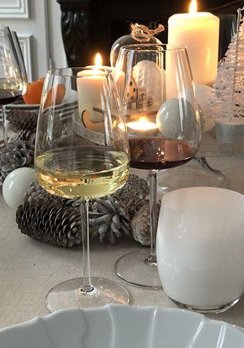 Verre à Vin Blanc 35cl I MERAVIGLIOSI Bruno Evrard