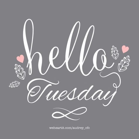 ©audrey_cfc hello Tuesday uploaded by Audrey ️ Me Time Quotes, Good Day Quotes, Morning Inspirational Quotes, Uplifting Quotes, Good Morning Quotes, Daily Quotes, Quote Of The Day, Positive Quotes, Emo Quotes