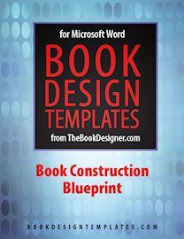 word templates books