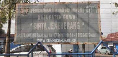 Cara Cek Dan Bayar Tagihan Pdam Jeneberang Kabupaten Gowa