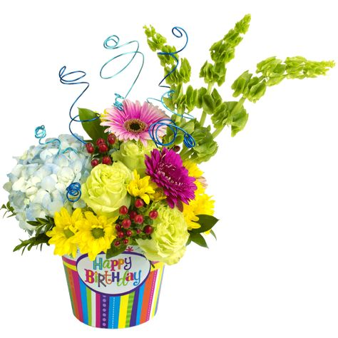 Happy Birthday Celebration Bouquet