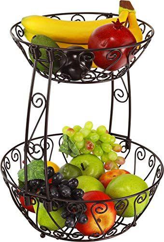 10 Best Fruit Bowls Tiered Fruit Basket