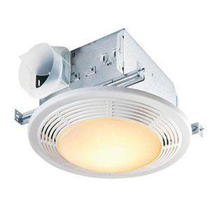 Broan Whole House Air Exchanger Wayfair Bathroom Fan Light Fan Light Bath Fan