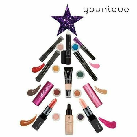 younique Christmas #Shopping Younique...