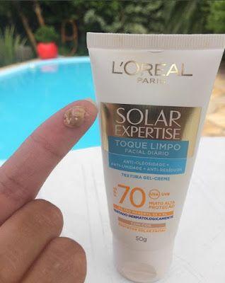 Solar Expertise L Oreal Fps 70 Em 2020 Produtos De Beleza