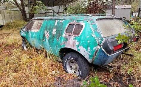 Oddball Collection: 1973 Brubaker Box, Centaur Scooter & More! Cool Trucks, Cool Cars, Gmc Trucks, T3 Vw, Volkswagen, Cheap Sports Cars, Weird Cars, Abandoned Cars, Unique Cars