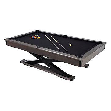 Hendrix Pool Table Pool Table Zgallerie Pool Table Games