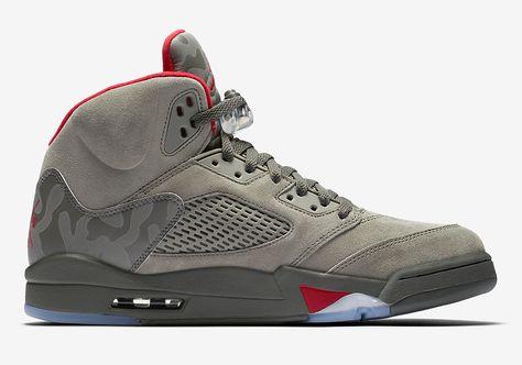 the best attitude 49604 e619e Air Jordan 5 Reflective Camo 136027-051 Release Date   SneakerNews.com