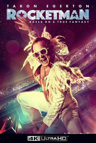 Rocketman 2019 Online O Descargar Gratis Hd Elton John Cine Películas Completas
