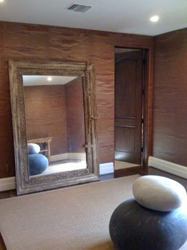 Yoga room design ideas pictures remodel and decor page also rh pinterest
