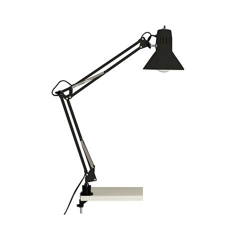 19.99 € alinea Hobby Lampe de bureau articulée en métal noir